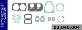 zestaw naprawczy głowicy ACX 75