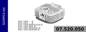 Głowica kompresora 411 140 ... 0
