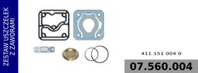 zestaw naprawczy głowicy 411 151 004 0