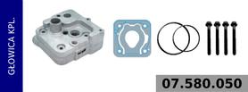 Głowica kompresora 412 352 001 0