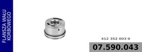 flansza wału kompresora 412 352 003 0