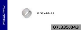 panewka  Ø 52x48x22