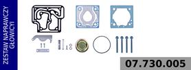 zestaw naprawczy głowicy 911 153 003 0