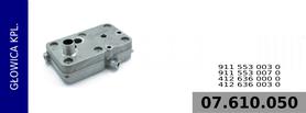 Głowica kompresora 911 553 003 0