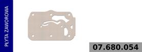 płyta pośrednia głowict kompresora 412 442 000 0