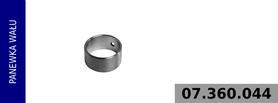 panewka wału 911 504 050 0