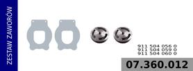 Zestaw zaworów kompresora 911 504 056 0