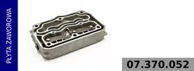 płyta zaworowa kompresora 911 504 500 0