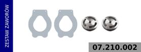 Zestaw zaworów kompresora 911 505 150 0