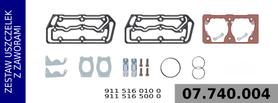 zestaw naprawczy głowicy 911 516 010 0