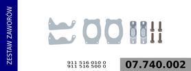 Zestaw zaworów kompresora 911 516 010 0