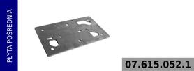 płyta pośrednia głowicy kompresora 912 510 100 0