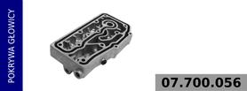 pokrywa głowicy kompresora 912 518 000 0