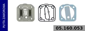 płyta zaworowa kompresora 100 mm