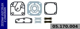 zestaw naprawczy głowicy kompresora 100 mm