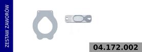 Zestaw zaworów kompresora  100 mm