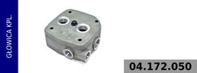 Głowica kompresora  100 mm