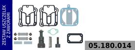 zestaw naprawczy głowicy kompresora 92 mm