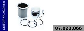 Cylinder kompresora 92 mm - kompletny