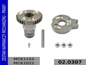 zestaw naprawczy MCK1022, MCK1152