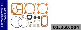 zestaw naprawczy głowicy KZ1114