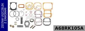 zestaw naprawczy głowicy KZ1265