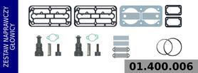 zestaw naprawczy głowicy 5013695