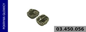 pokrywa głowicy kompresora LK13.. / LK15..