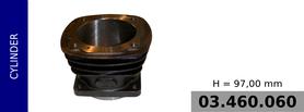 Cylinder kompresora LK18.. / LP18..