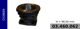 Cylinder kompresora LK19.. / LP19..