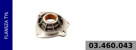 Flansza wału kompresora LK1813 / LK1814
