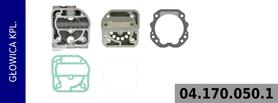 Głowica kompresora LK3802