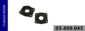 flansza wału kompresora LK3904 / LK3963