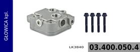Głowica kompresora LK3834