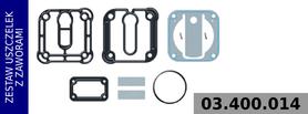 zestaw naprawczy głowicy LP3837
