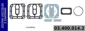 zestaw naprawczy głowicy LK3869