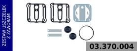 zestaw naprawczy głowicy LP3980 / LP3986