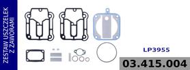 zestaw naprawczy głowicy LK8905