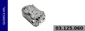 Głowica kompresora LK4969