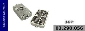 pokrywa głowicy kompresora LP4930