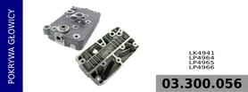 pokrywa głowicy kompresora LK4918