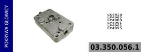 pokrywa głowicy kompresora LK4920
