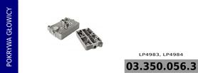 pokrywa głowicy kompresora LP4983