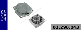 flansza wału kompresora LP4930