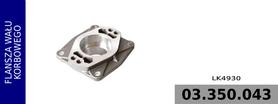 flansza wału kompresora LP4965