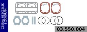 zestaw naprawczy głowicy LK4909