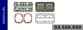 Głowica kompresora LK4908