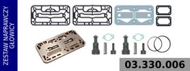 zestaw naprawczy głowicy LK4930