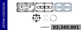 Zestaw uszczelek kompresora LK4948
