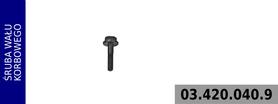 śruba wału LK4960